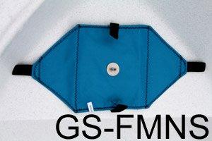 Gullsweep Flex Mount (no sand) (GS-FMNS)